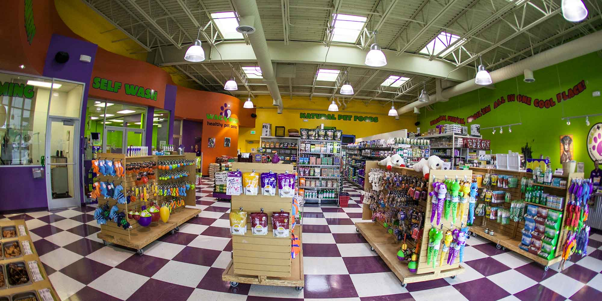 pet store franchise